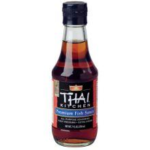 thai kitchen fish sauce review