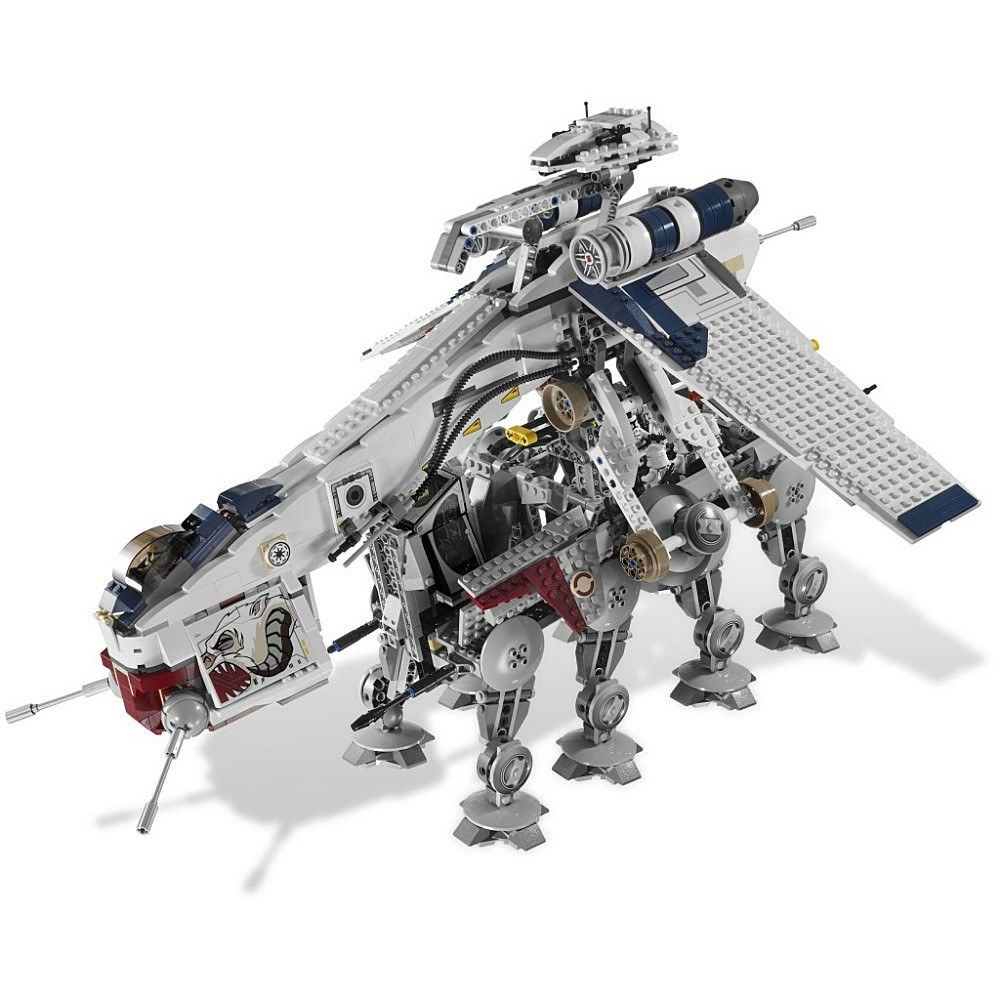 republic dropship with at ot walker review