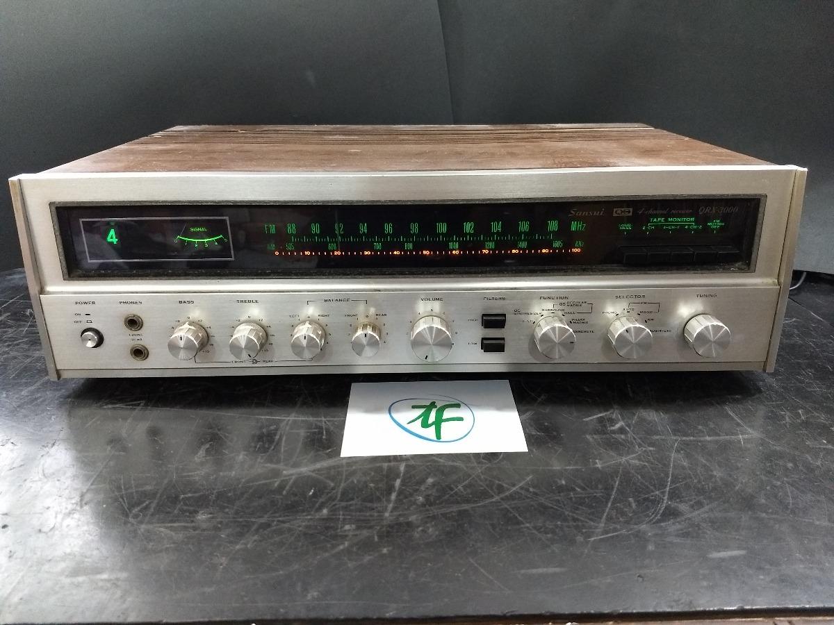 sansui r 70 receiver review