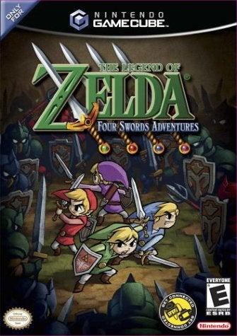 zelda four swords adventures review