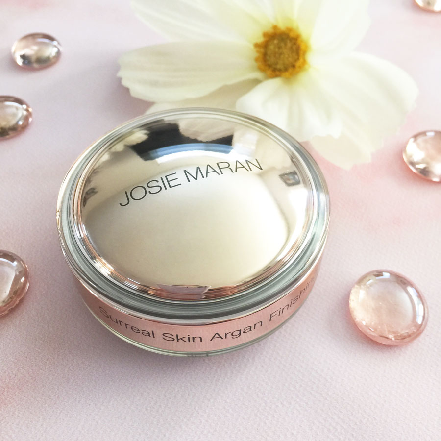 josie maran argan brightening face balm review