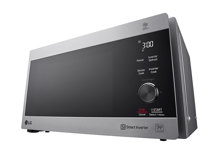 lg steam chef microwave review