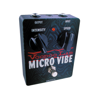 voodoo lab micro vibe review
