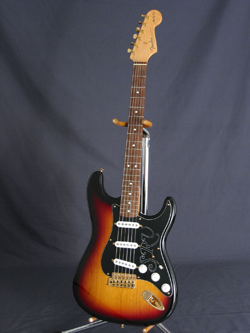 stevie ray vaughan signature stratocaster review