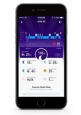 jawbone up3 sleep tracking review
