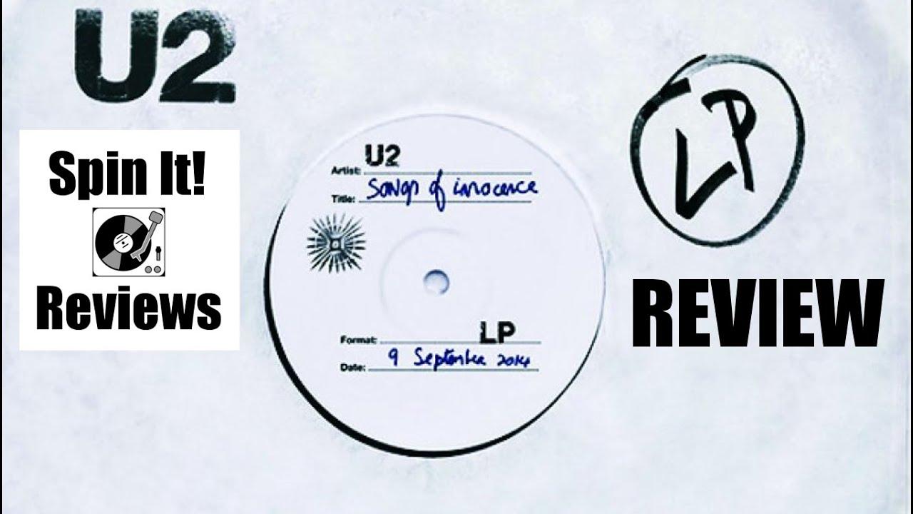 u2 songs of innocence review