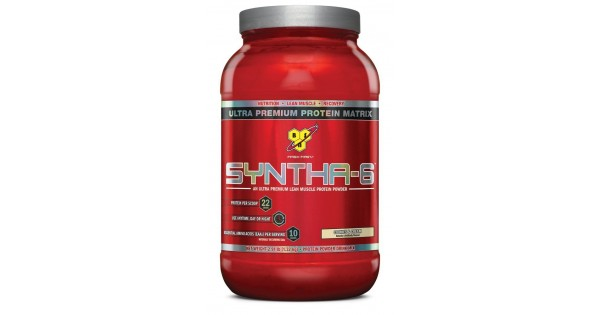syntha 6 cookies and cream review