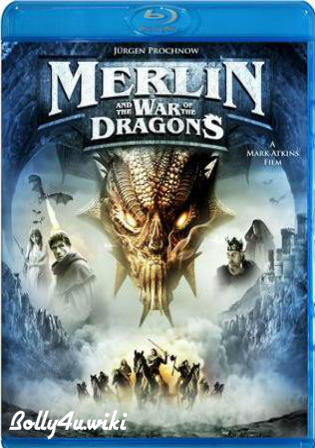 merlin and the war of the dragons review
