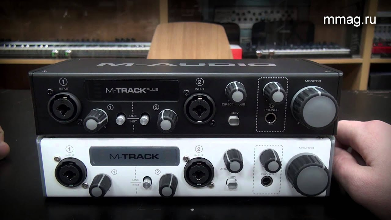 m audio m track mk2 review