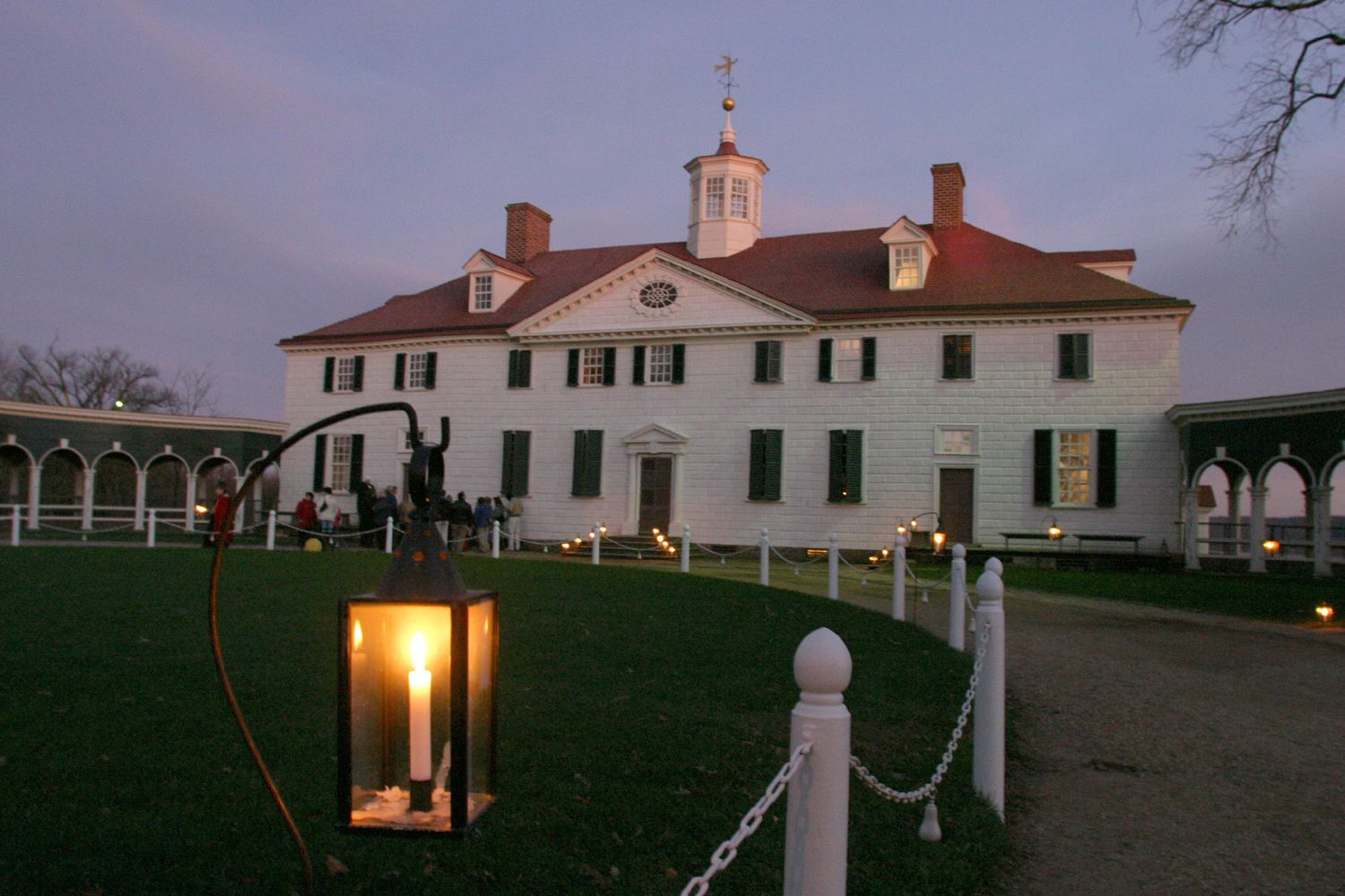 mount vernon by candlelight review