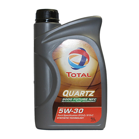 total quartz 9000 5w30 review