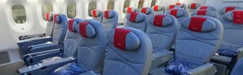 norwegian air to london review