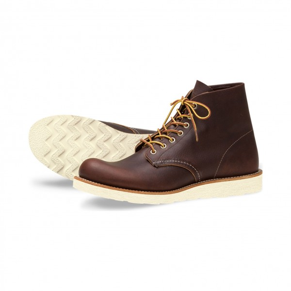 red wing round toe review