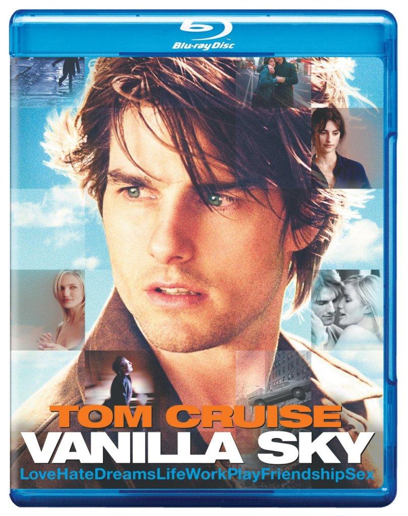 vanilla sky blu ray review