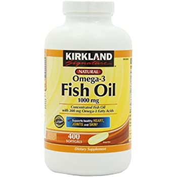 kirkland signature super concentrate omega 3 review