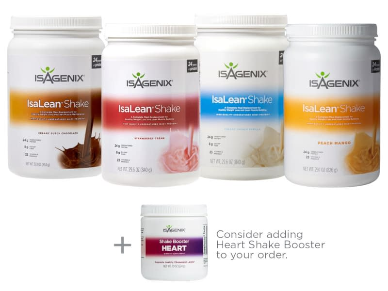isagenix dairy free vanilla chai review