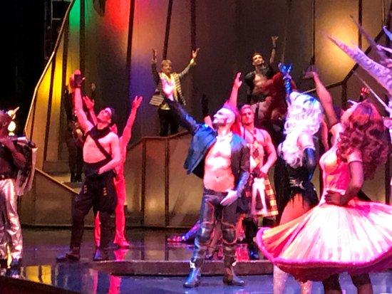 zumanity by cirque du soleil reviews