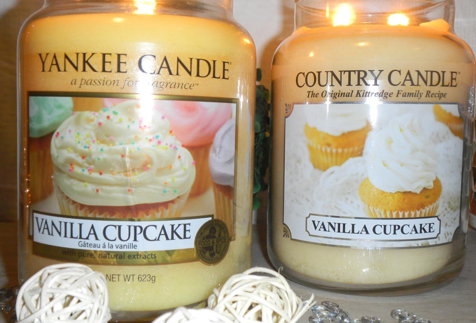 yankee candle vanilla cupcake review