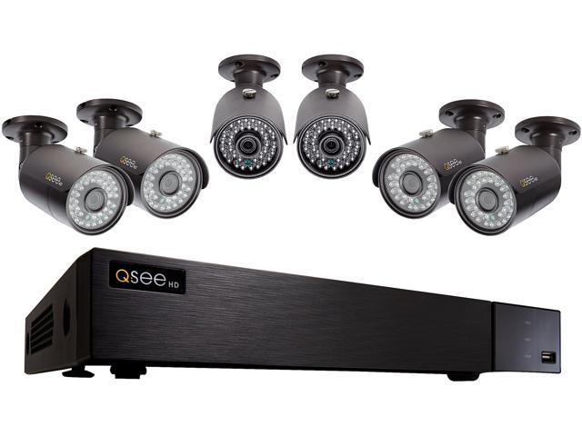 q see security camera system review