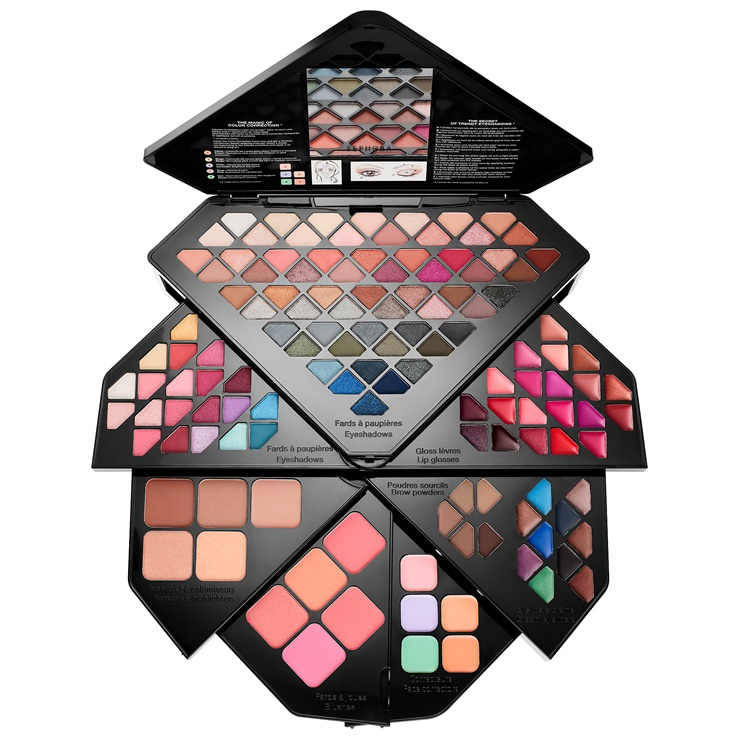 sephora easy on the eyes palette review