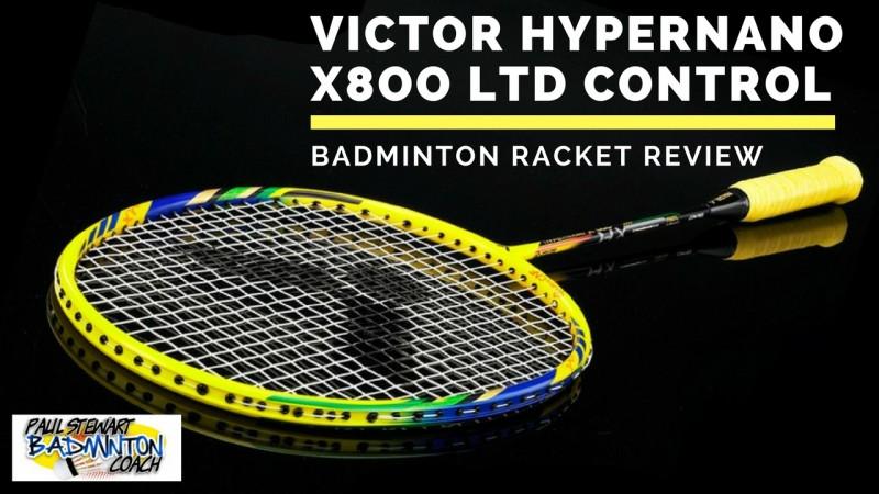 victor hypernano x800 ltd control review