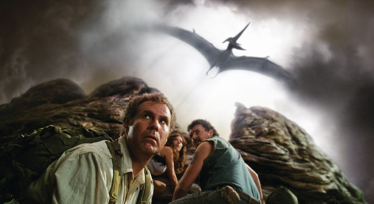 land of the lost movie review