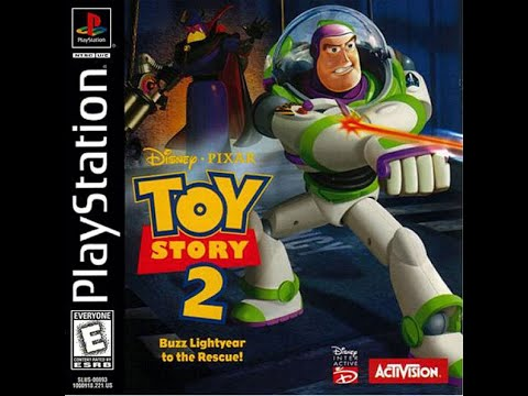 toy story 2 game review