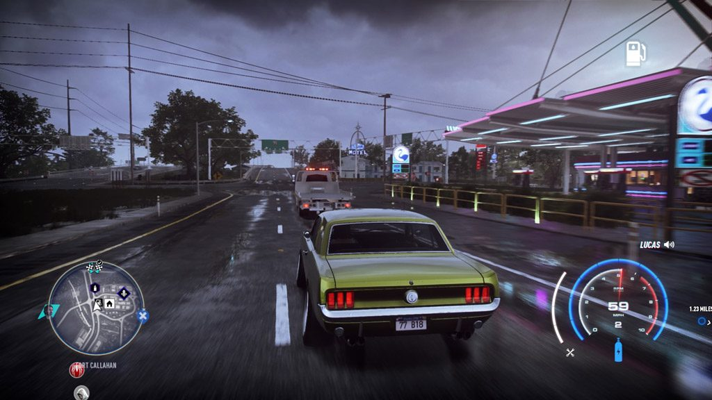 review need for speed ps4