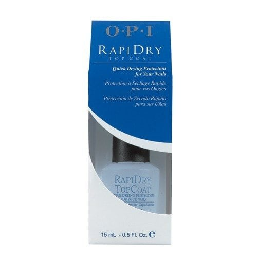 opi rapid dry top coat review