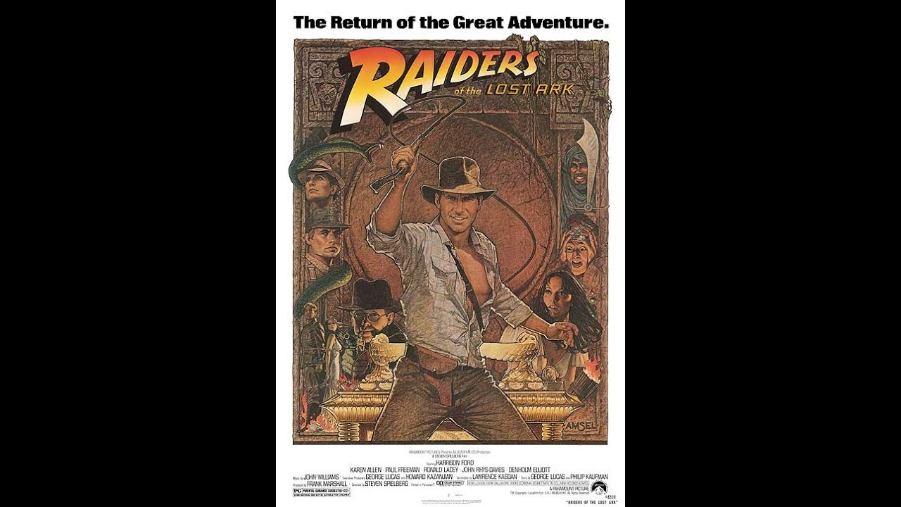 raiders of the lost ark parent review