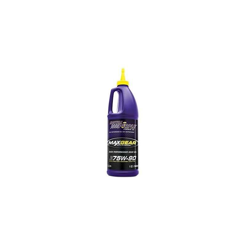 royal purple max gear review