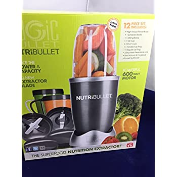 magic bullet 17 piece set review