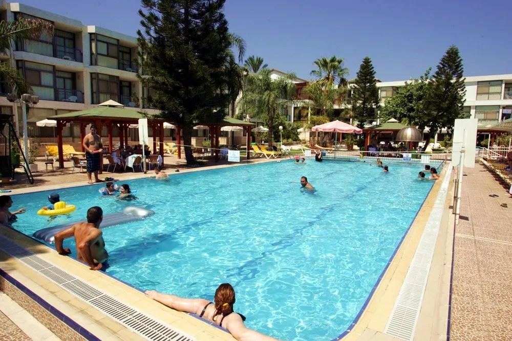 ron beach hotel tiberias review