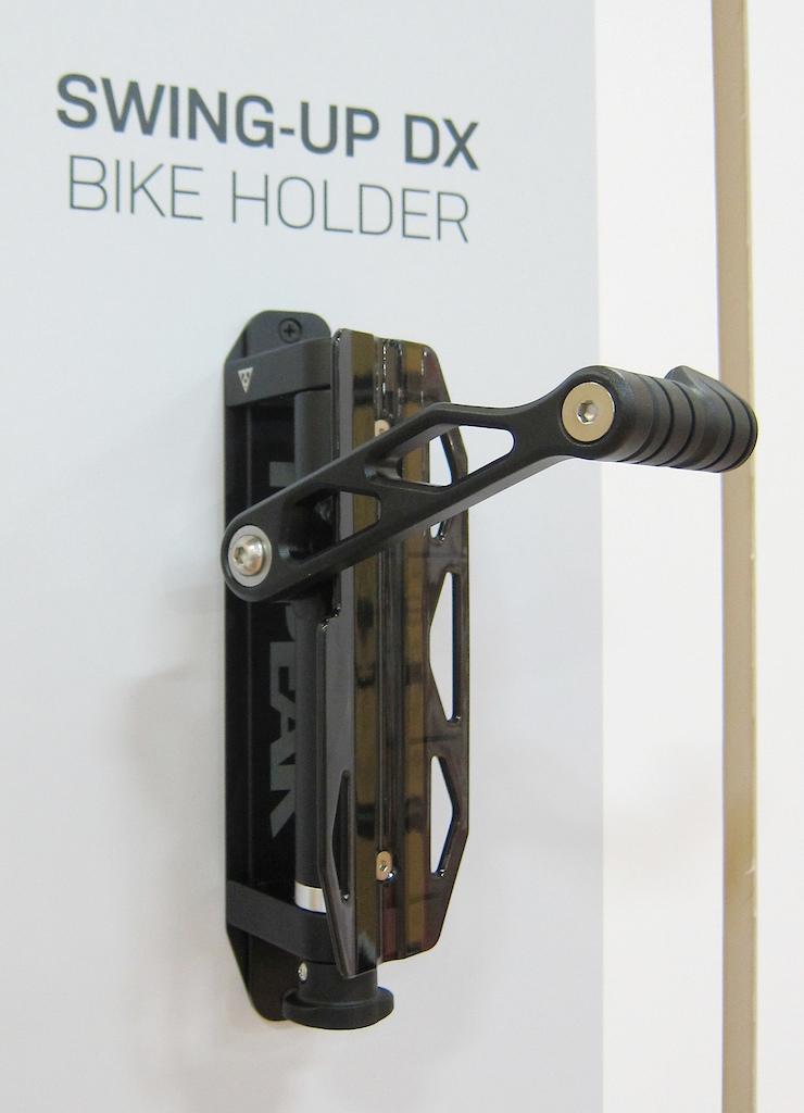 topeak swing up bike holder review