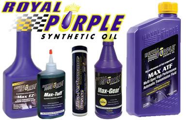 royal purple atv oil reviews