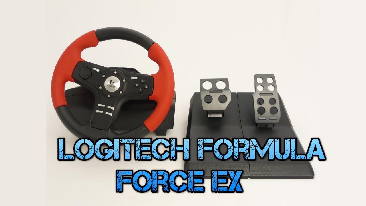 logitech formula force ex review