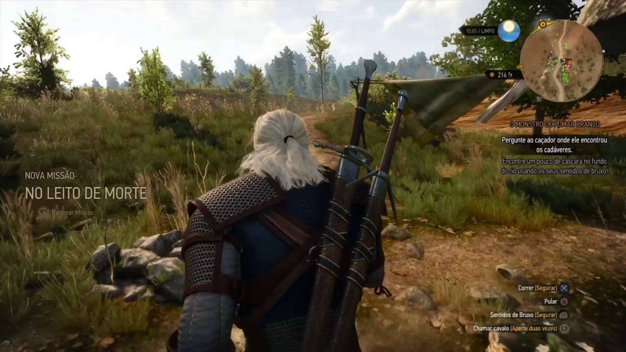 the witcher 3 ps4 review