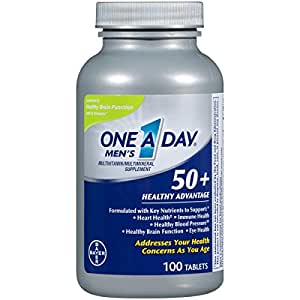 one a day energy vitamins review