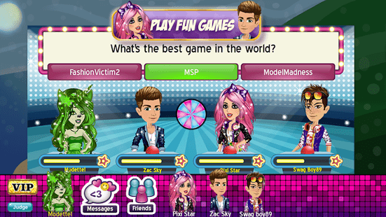 movie star planet game review