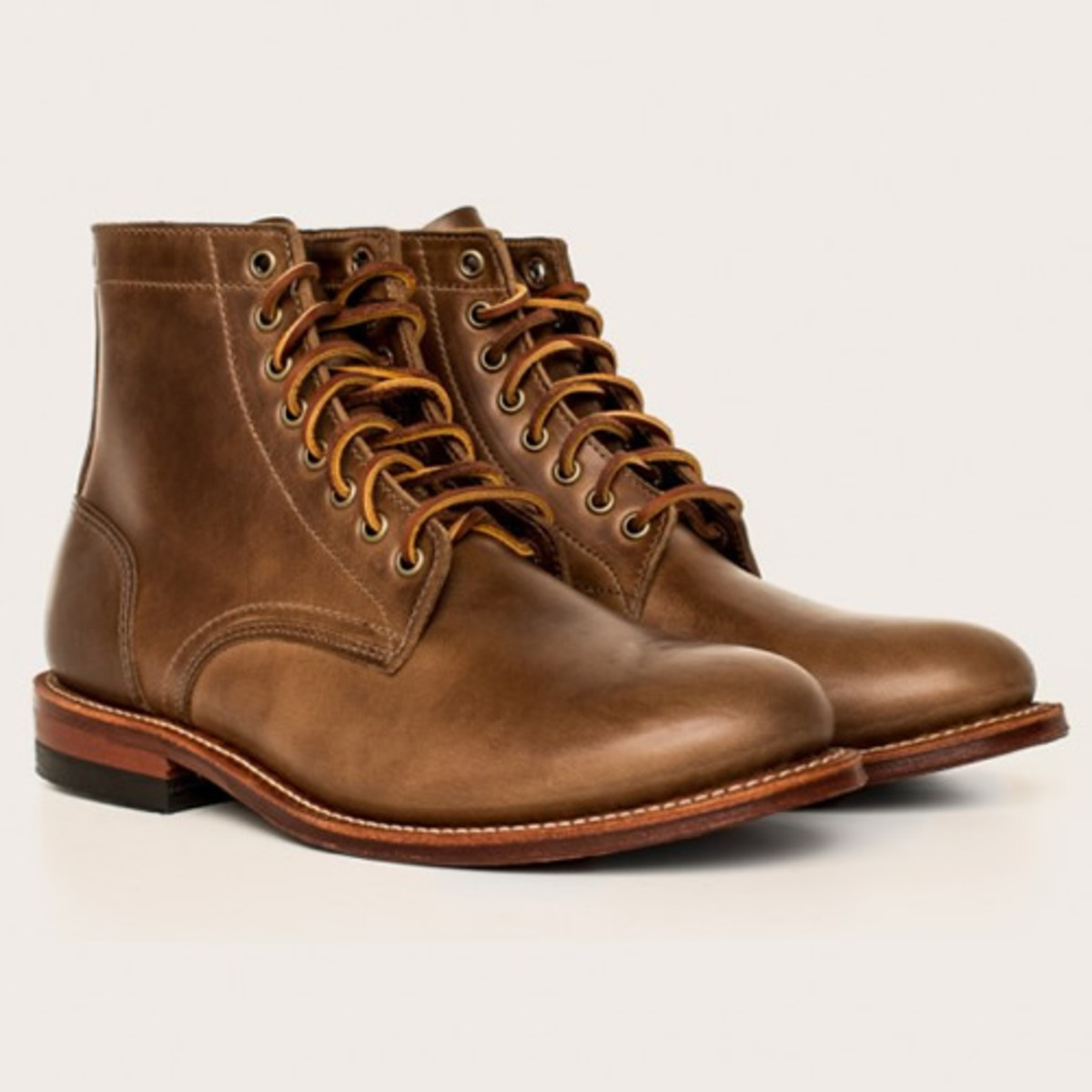 oak street bootmakers trench boot review