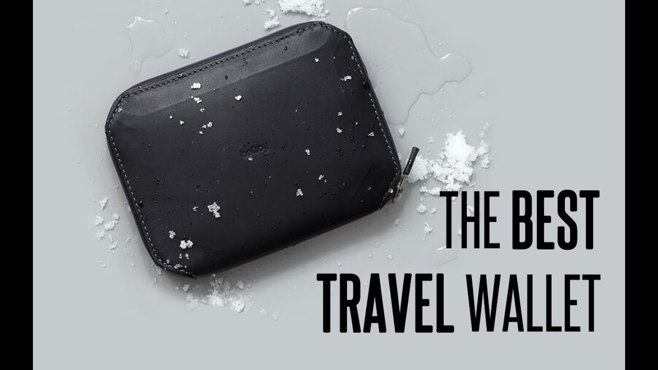 the ultimate travel wallet reviews