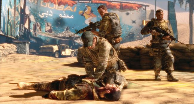 spec ops the line pc review