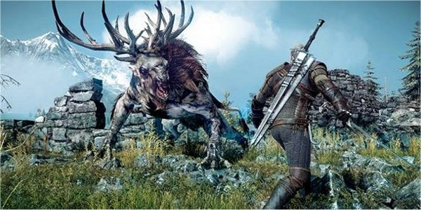 witcher 3 xbox one review