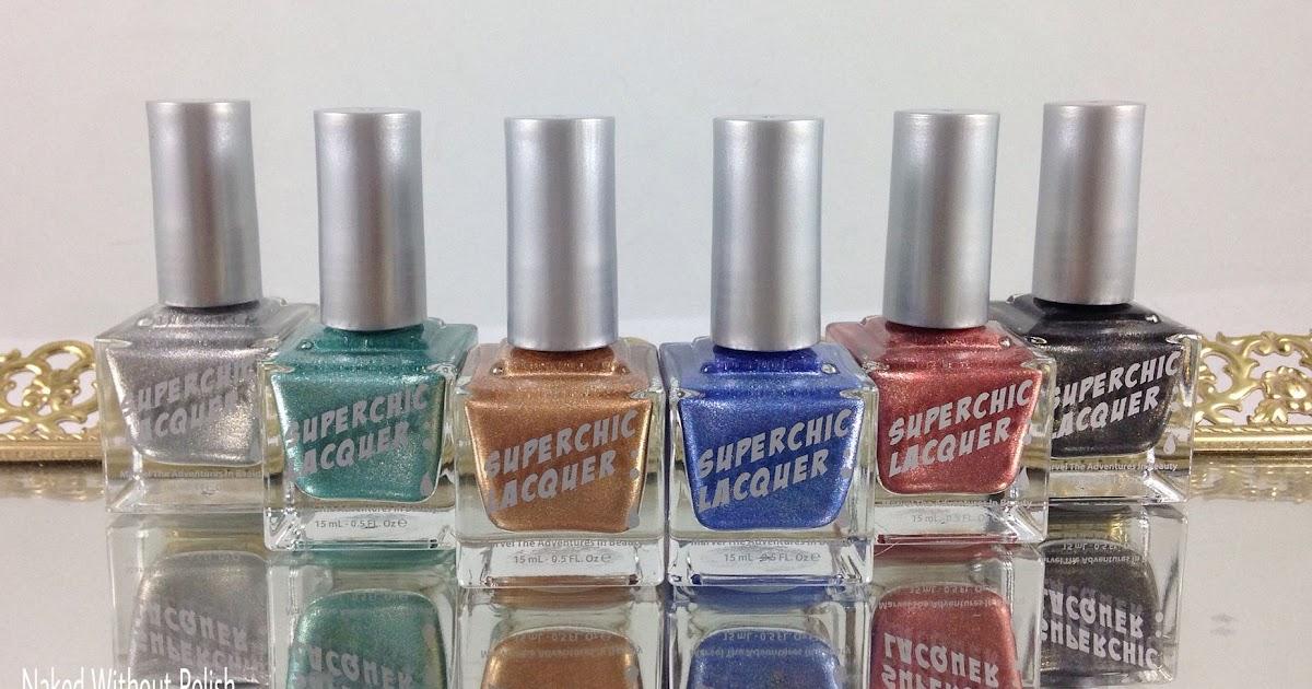superchic lacquer top coat review