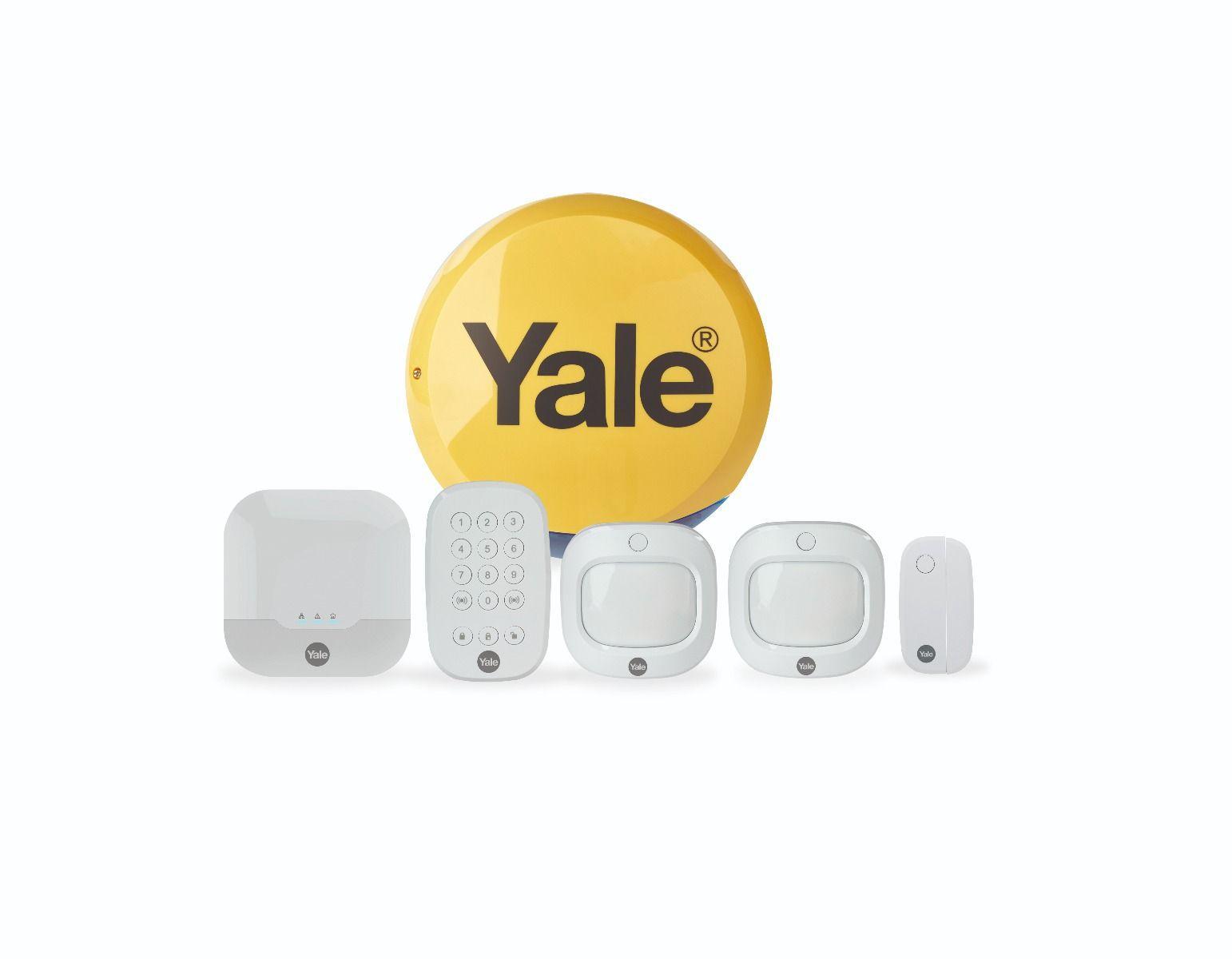 smart home alarm system review