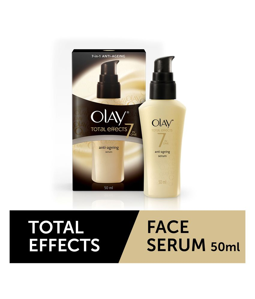olay total effects serum review