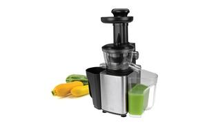 kalorik stainless steel slow juicer reviews