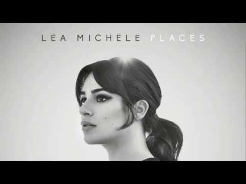 lea michele places album review