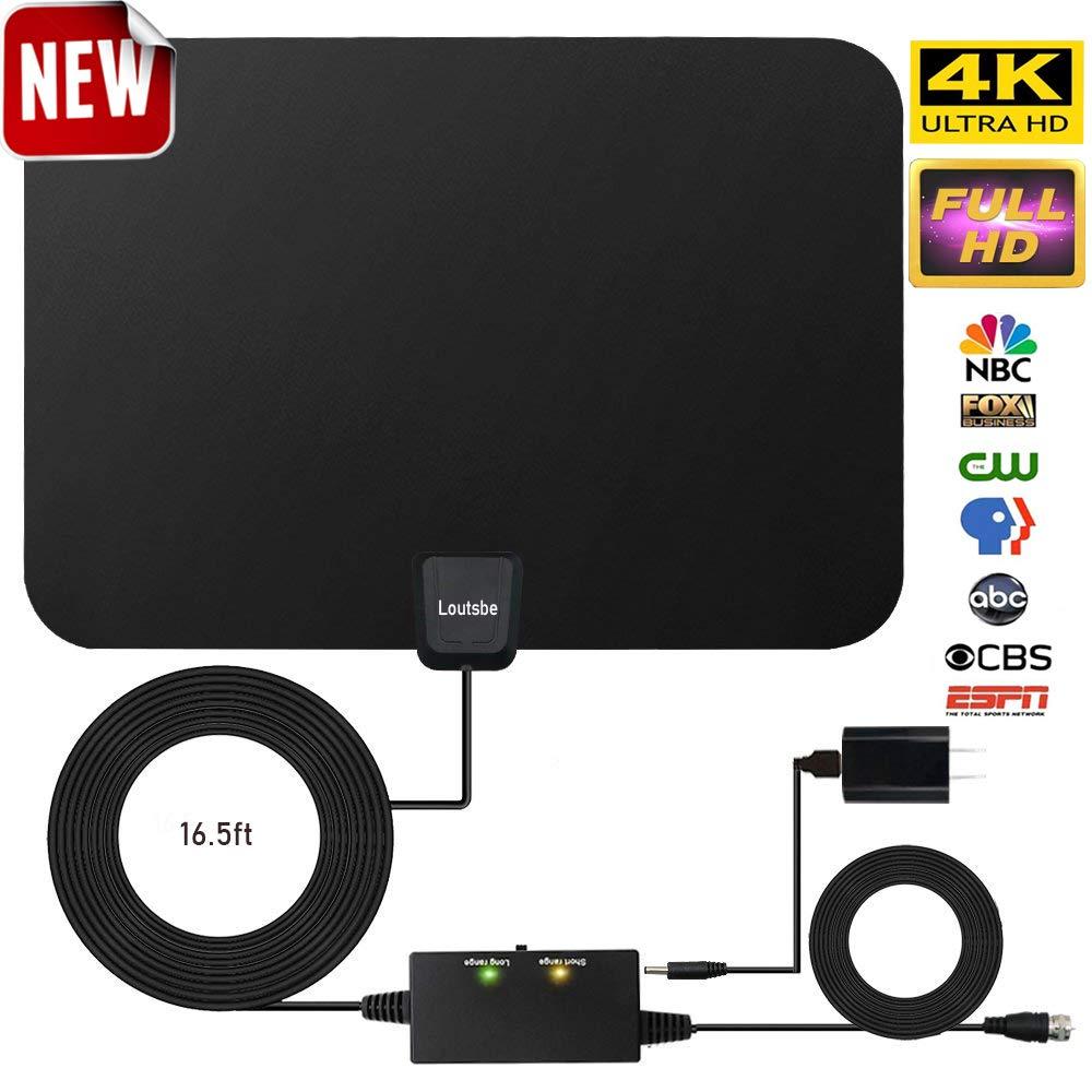 probar hd 200 amplified antenna reviews