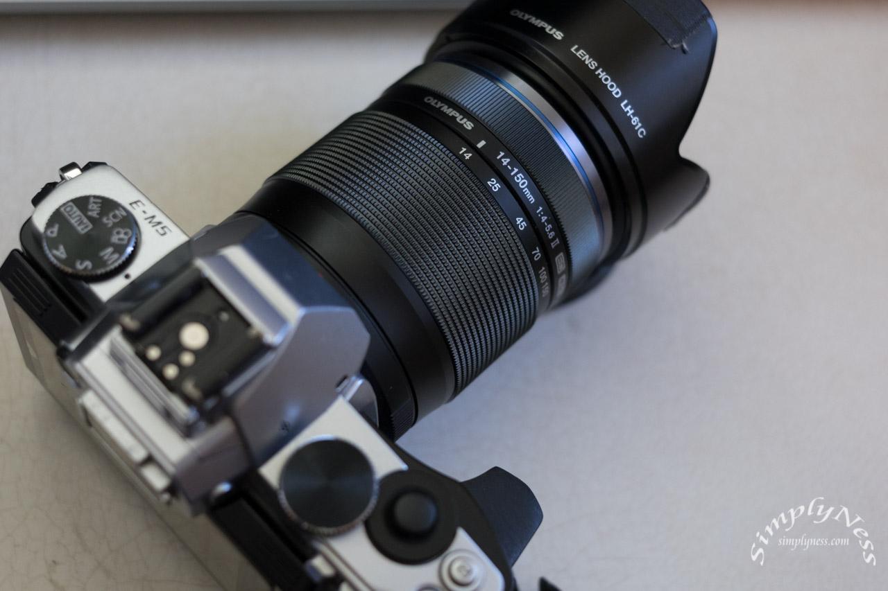 m zuiko ed 14 150mm f4 0 5.6 ii review